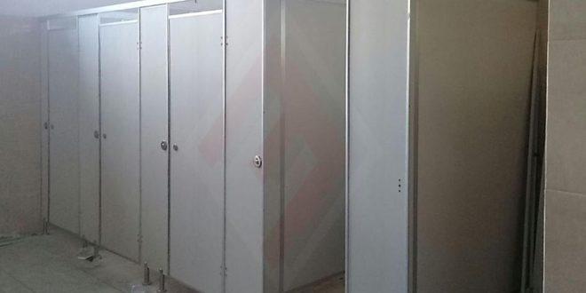 Cubicle Toilet Phenolic Resin