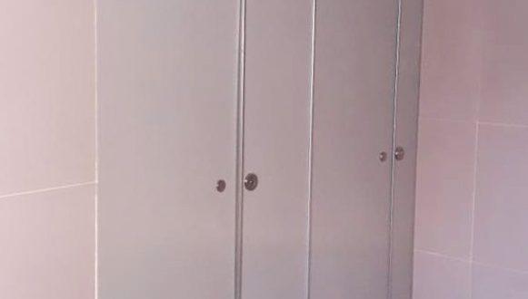Cubicle Toilet Stasiun Kediri