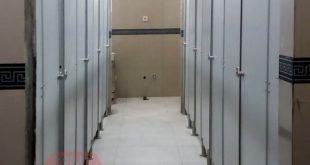 cubicle toilet cepu